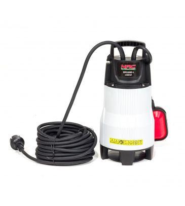 Pompa zatapialna do brudnej wody NAC SPE100D-L