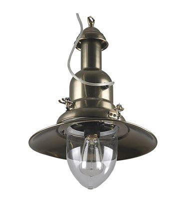 Lampa sufitowa Signal LW-43 mosiądz