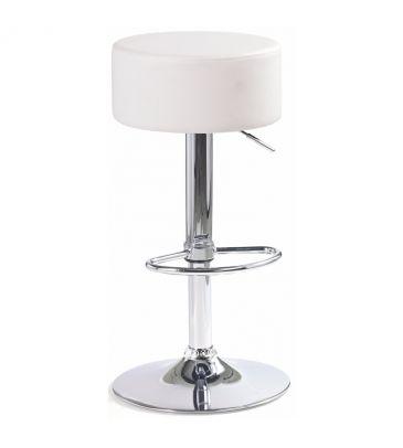 Krzesło barowe Halmar H23 białe