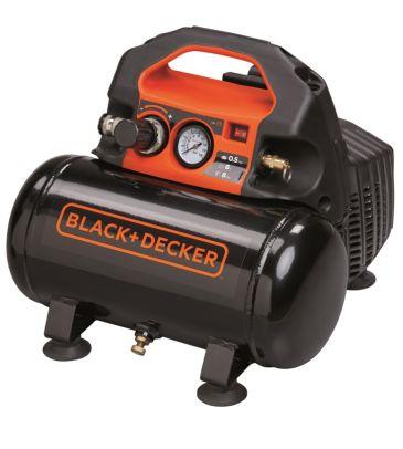 Kompresor bezolejowy 6L Black & Decker  8213295BND005 (BND305)