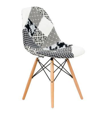 Krzesło patchwork TDF Storm 07