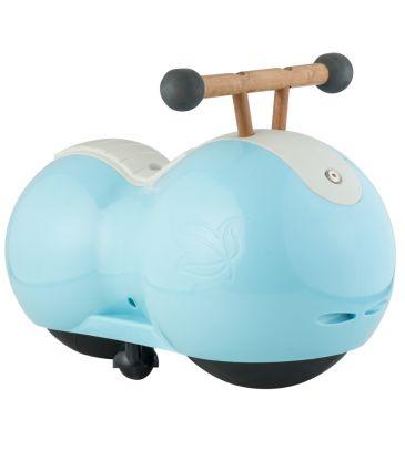 Jeździk TwistBall niebieski