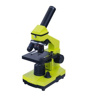 Mikroskop Levenhuk 2L NG lime