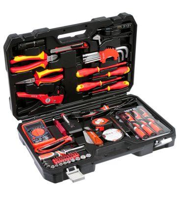 Zestaw narzędzi dla elektryków 68 el. YATO YT-39009