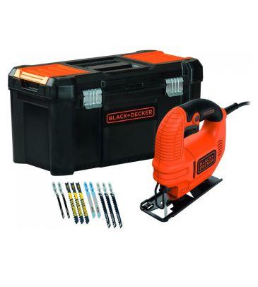 Wyrzynarka elektryczna Black&Decker KS501KA10-QS 400W