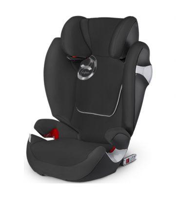 Fotelik samochodowy 15-36 kg Cybex Solution M-FIX happy black