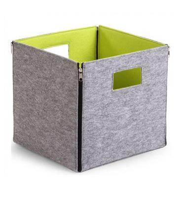Składane pudełko Childhome CCFFSBL limonkowe