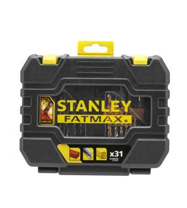 Zestaw wierteł i bitów 31 el. Stanley Fatmax STA88540-XJ