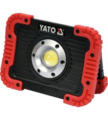 Reflektor diodowy akumulatorowy przenośny YATO YT-81820