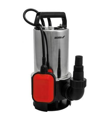 Pompa zanurzeniowa do wody brudnej i czystej DEDRA DED8845X 1100W INOX