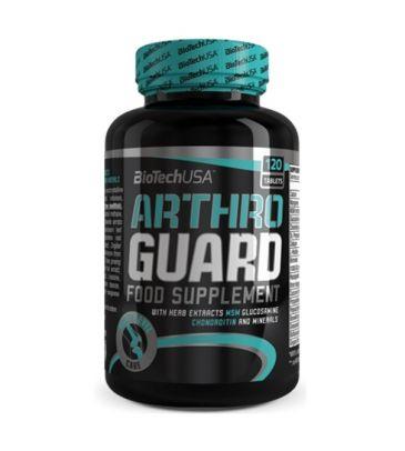 MSM kolagen Biotech Arthro Guard 120 tabletek