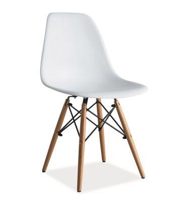 Krzesło Signal Enzo białe