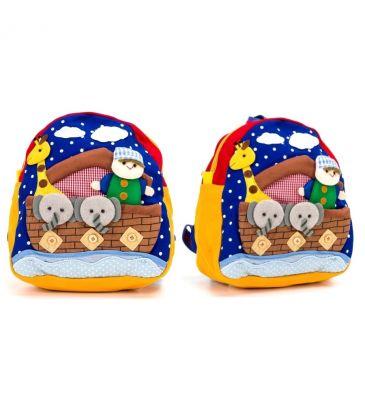 Plecaczek dziecięcy 3+ Cole boy ark blue