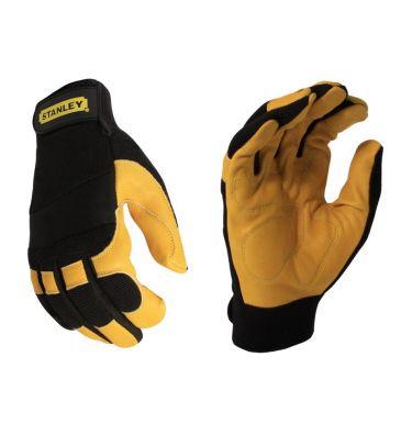Rękawice ochronne skórzane Stanley SY750L