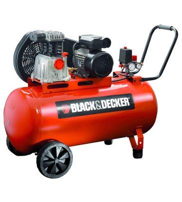 Kompresor olejowy 100L Black & Decker BMFC404BND015 z napędem pasowym