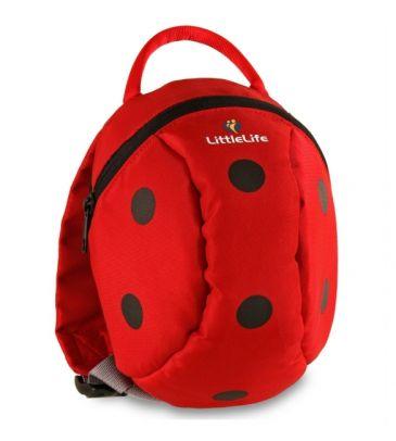 Plecak dziecięcy Littlelife Animal Pack 1-3 lata biedronka