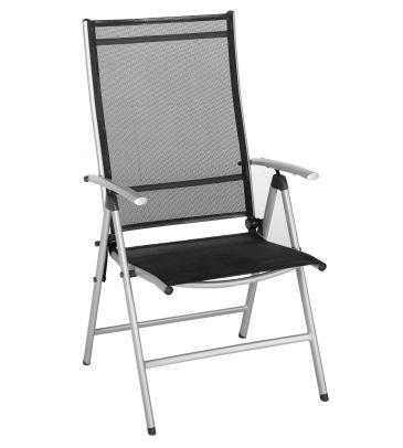 Fotel pozycyjny stalowy MODERATO