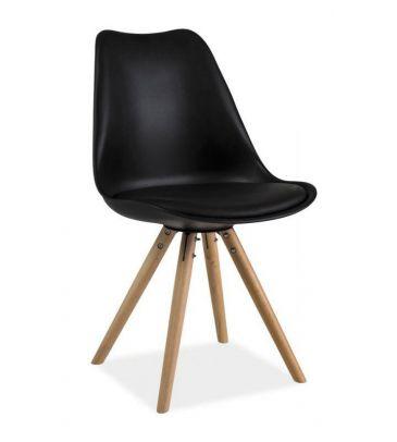 Krzesło Signal Eric czarne