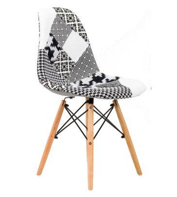 Krzesło patchwork FCS  Nitos 18
