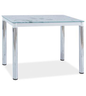 Stół Signal Damar II biały 100x60