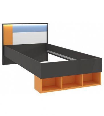Łóżko 90x200 Forte Colors LORL091