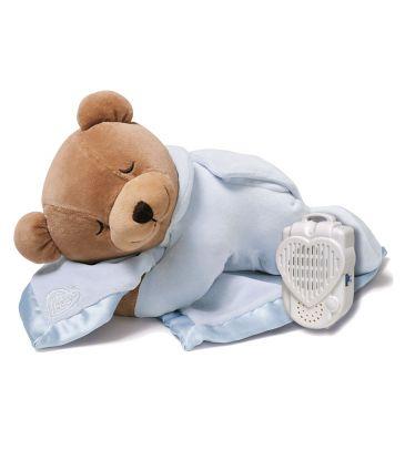 Miś usypiacz Prince Lionheart Tummy Sleep 0022B blue