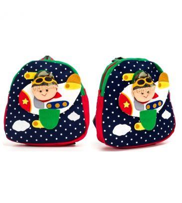 Plecaczek dziecięcy 3+ Cole pilot