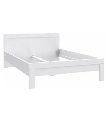 Łóżko Forte 140x200 Snow SNWL14