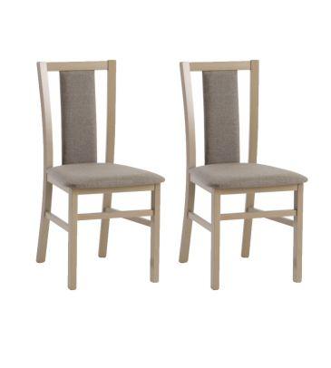Krzesło 2 szt. Forte Pumila KR0123-D30-612