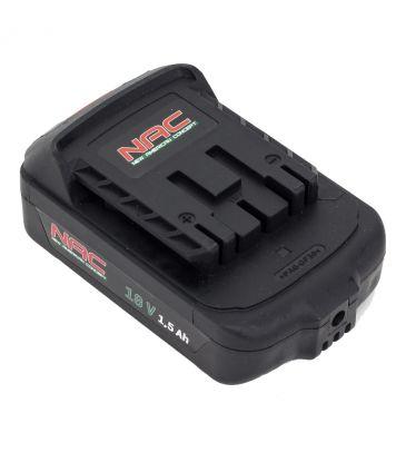 Akumulator do urządzeń akumulatorowych NAC B18-15-S 18V 1,5Ah