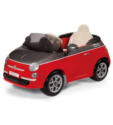 Pojazd na akumulator 6V Peg Perego Fiat 500 Red IGED 1161