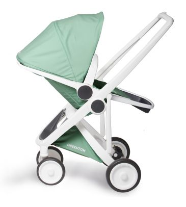 Wózek spacerowy Greentom UPP Reversible A+B+D white/mint
