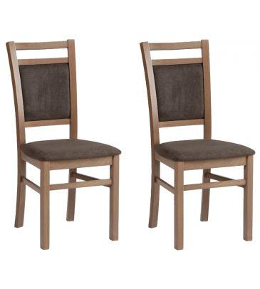 Krzesło 2 szt. Forte Corona KR0130-902-SO96