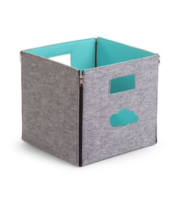 Składane pudełko Childhome CCFSBMB miętowe