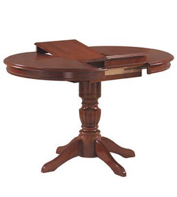 Stół okrągły rozkładany Signal Margo 90cm