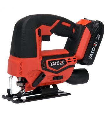Wyrzynarka akumulatorowa z funkcją wydmuchu YATO YT-82822