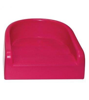 Miękkie siedzisko Prince Lionheart Booster Seat flashbulb fuschia 6992