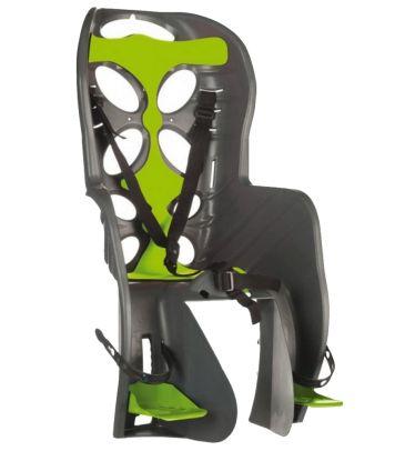 Fotelik rowerowy na tył Nfun Curioso Frame dark grey-green 57436 NFCSS061