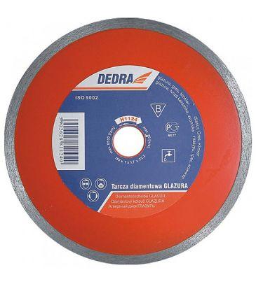 Tarcza diamentowa ciągła specjalna DEDRA H1126E 250mm/25,4mm