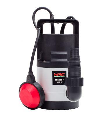 Pompa zatapialna do czystej wody NAC SPE30C-N