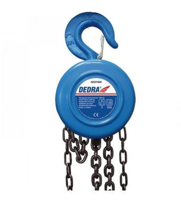 Wciągarka łańcuchowa DEDRA DED7903