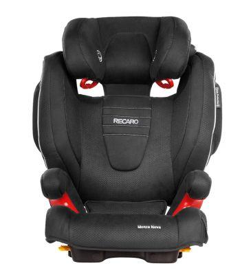 Fotelik samochodowy 15-36 kg Recaro Monza Nova 2 Seatfix black