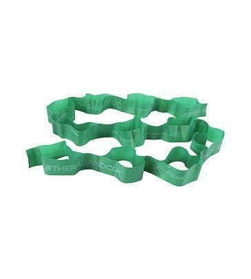 Taśma oporowa CLX 11 loopów Thera-Band 13221 zielona