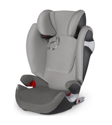 Fotelik samochodowy 15-36 kg Cybex Solution M-FIX manhattan grey