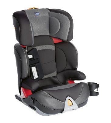 Fotelik samochodowy 15-36 kg Chicco Oasys 2/3 Fixplus EVO stone + zabawka