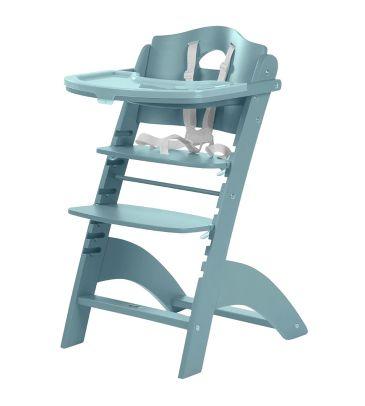 Krzesełko do karmienia Childhome Lambda 2 HCLCJG zielone