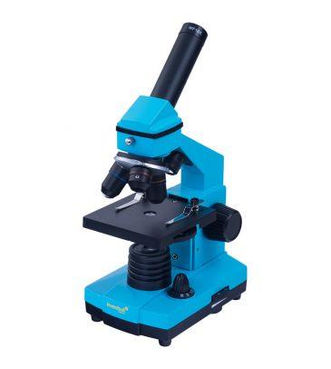 Mikroskop Levenhuk 2L NG azure