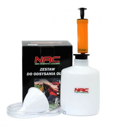 Pompka do odsysania oleju NAC KXOE-005