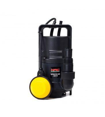 Pompa zatapialna do brudnej wody SPE6178-40D 400W
