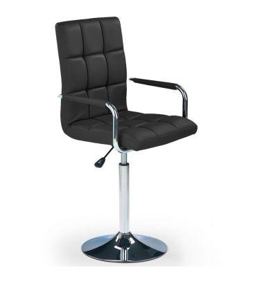 Fotel obrotowy Halmar Gonzo czarny